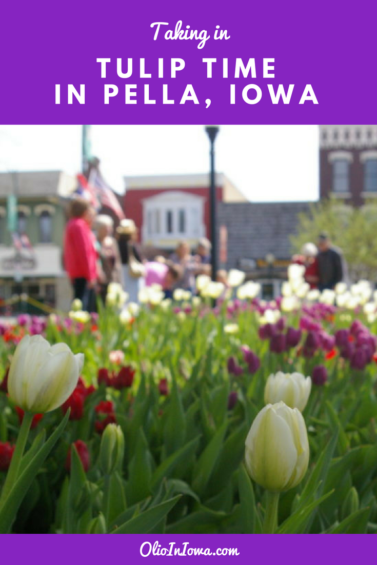 Beauty is in full bloom in Pella, Iowa! Take in this unique tradition during the city's Tulip Time festival.