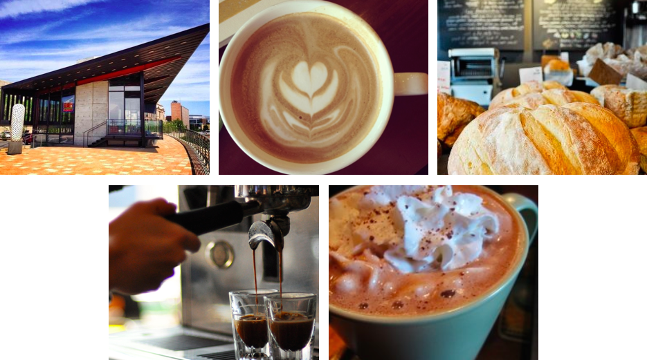 Des Moines Essentials: Coffee shops & Cafes