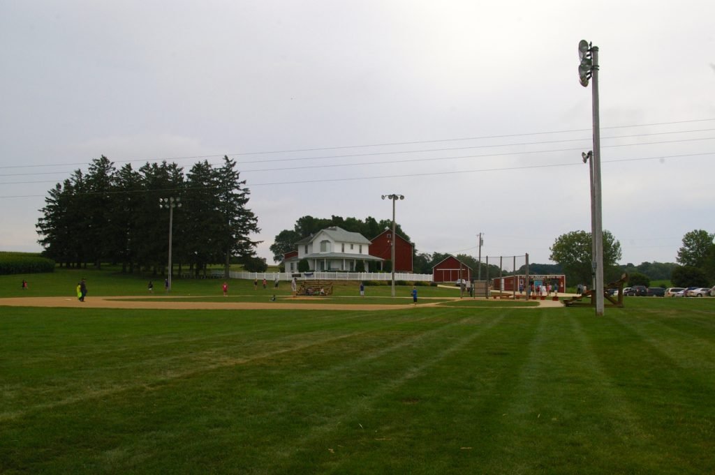 Field of Dreams in Dyersville, Iowa