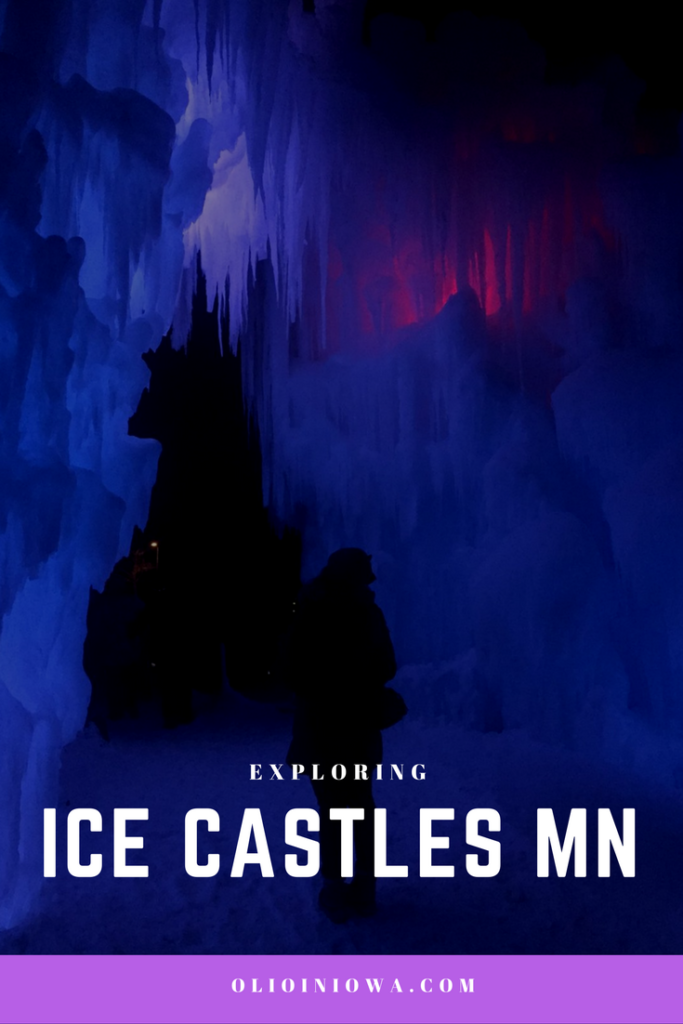 "Discover one of Minnesota's ""coolest"" attractions at the Ice Castles!"