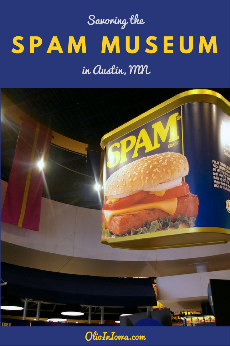 There's nothing better than a niche museum and the SPAM Museum is one to savor! The next time you're near Austin, Minnesota, be sure to make a detour to this unique, interactive museum.