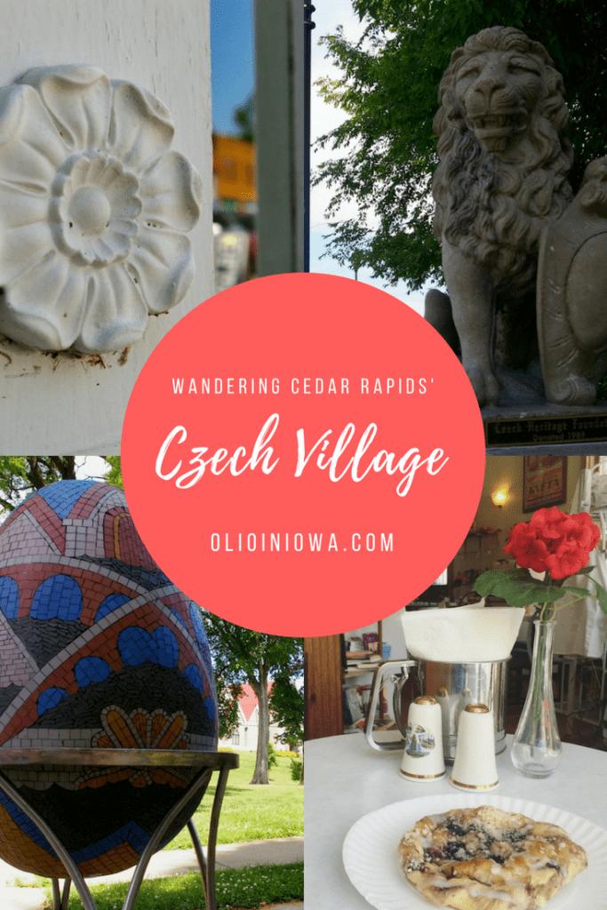 Explore a unique aspect of this Iowa community by wandering Cedar Rapids' Czech Village! #Iowa #CedarRapids #CzechVillage