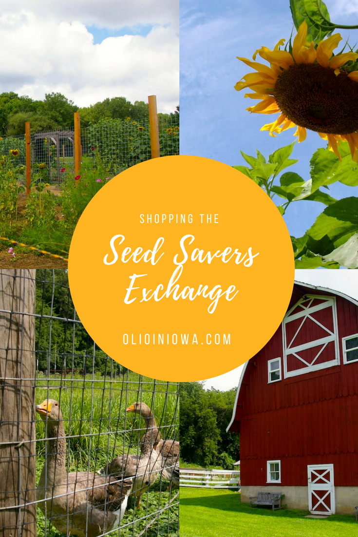 Discover a unique piece of Iowa's agricultural heritage and plan your next garden with a visit to the Seed Savers Exchange in Decorah, Iowa!