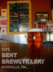 "What's a ""brewstillery""? Find out for yourself in Roseville, Minnesota!"