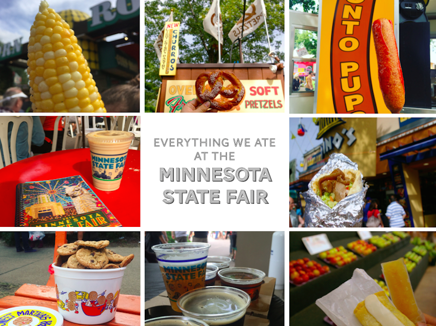 Headed to the Minnesota State Fair? Don't miss out on these essential eats!