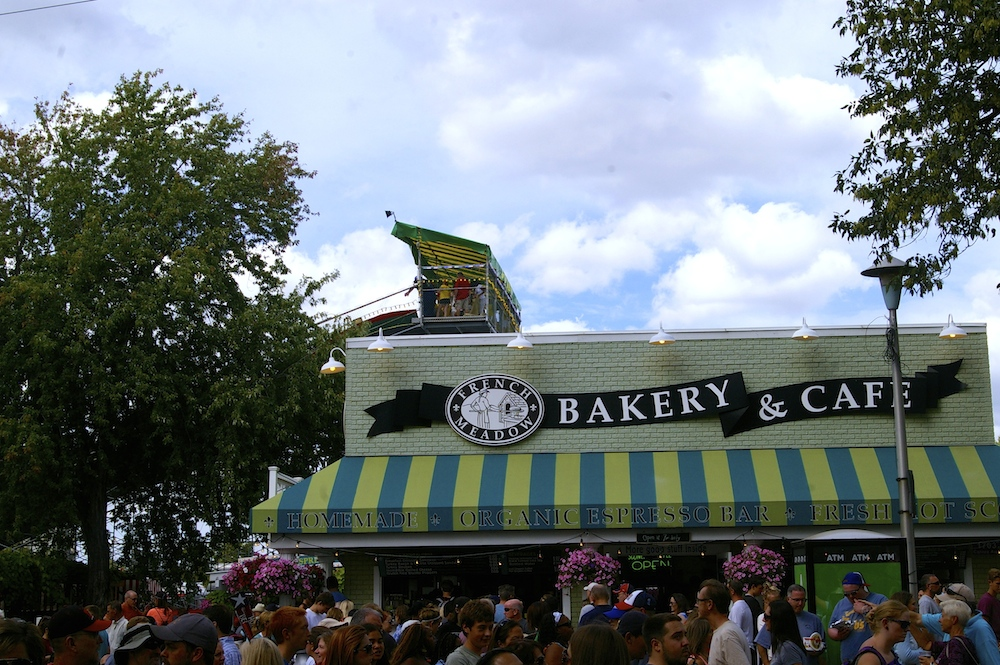 French Meadow Bakery & Cafe at the Minnesota State Fair in St. Paul, Minnesota