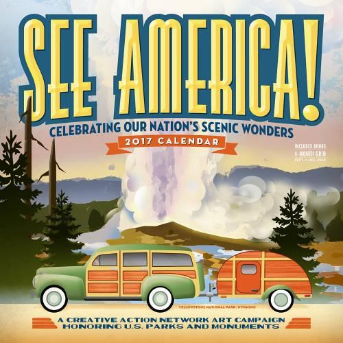See America! Calendar