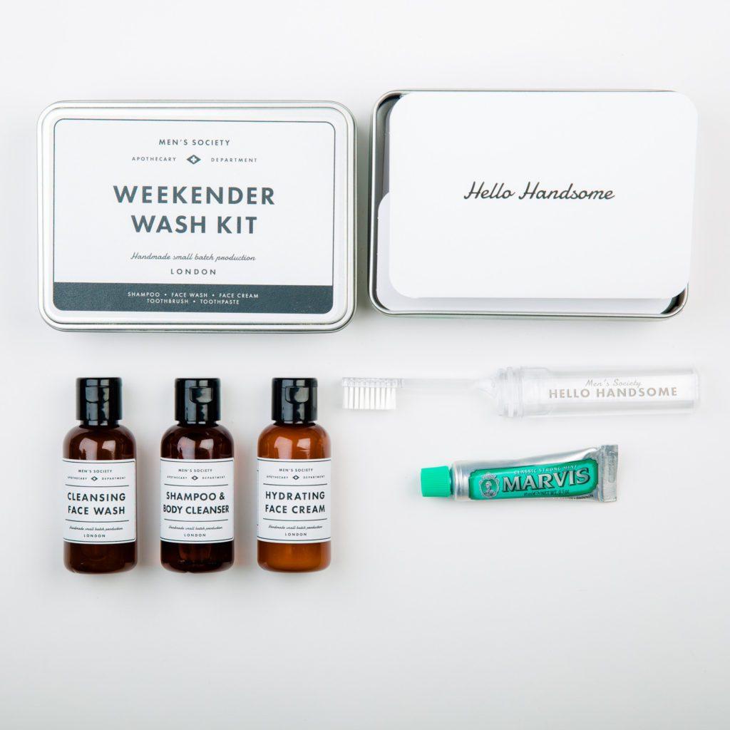 Weekender Wash Kit