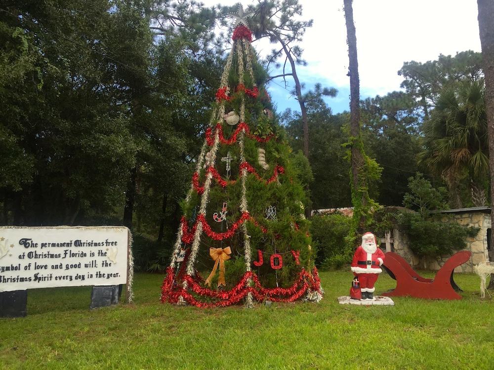 Exploring Christmas Florida
