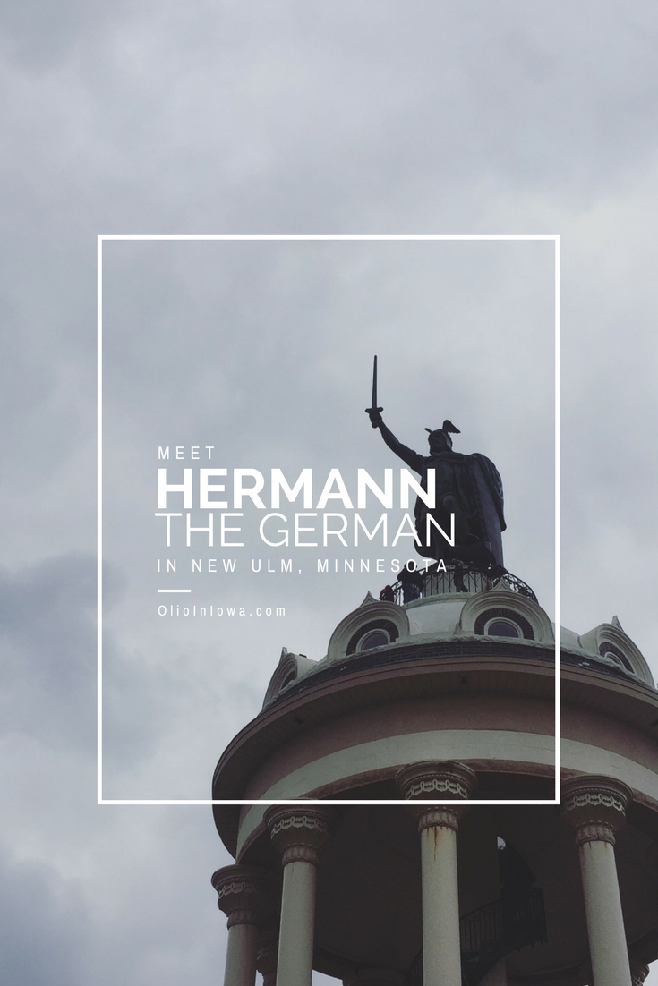 Get to know Hermann the German, a New Ulm legend!