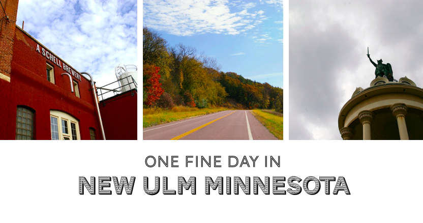 One Fine Day in New Ulm, Minnesota