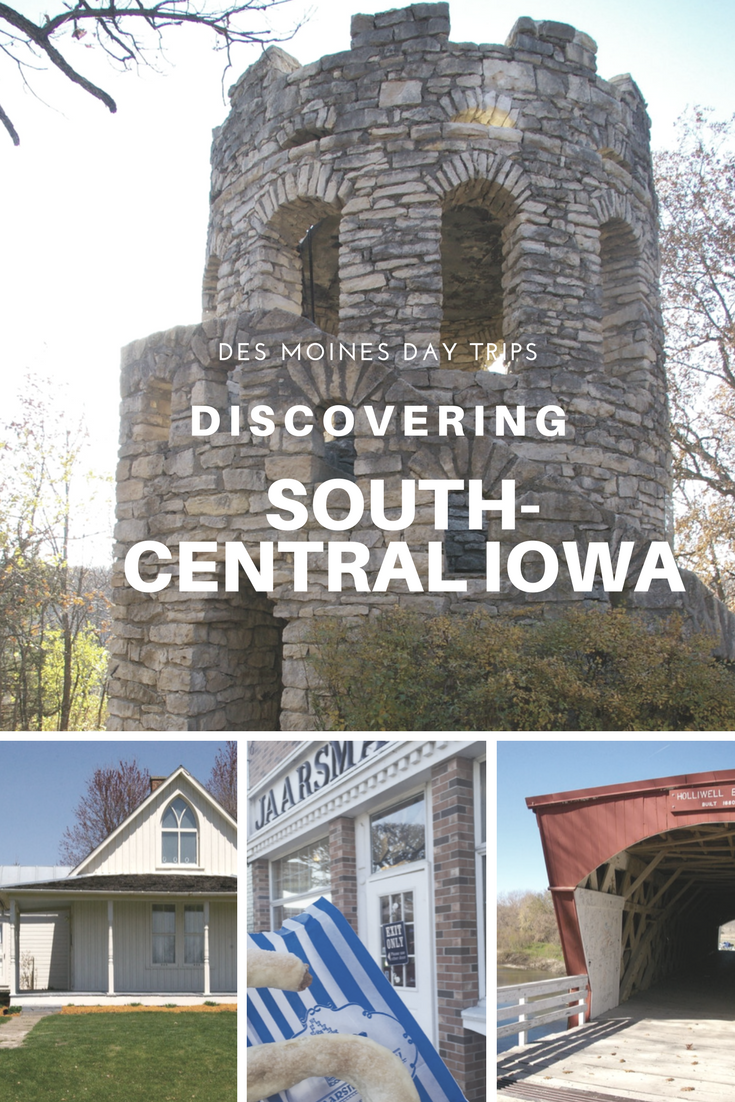 Spend the day discovering everything south-central Iowa has to offer with a day trip from Des Moines!