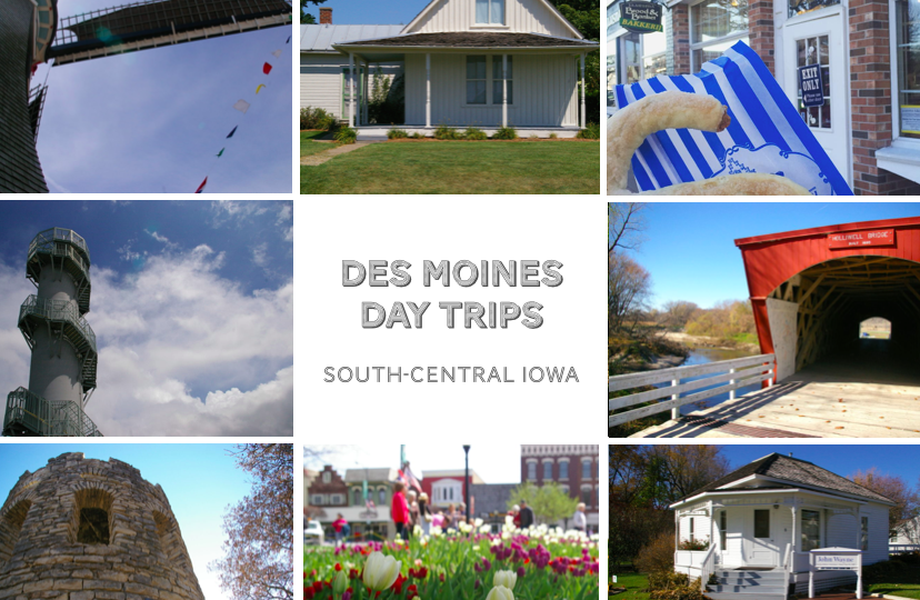 Des Moines Day Trips South Central IA