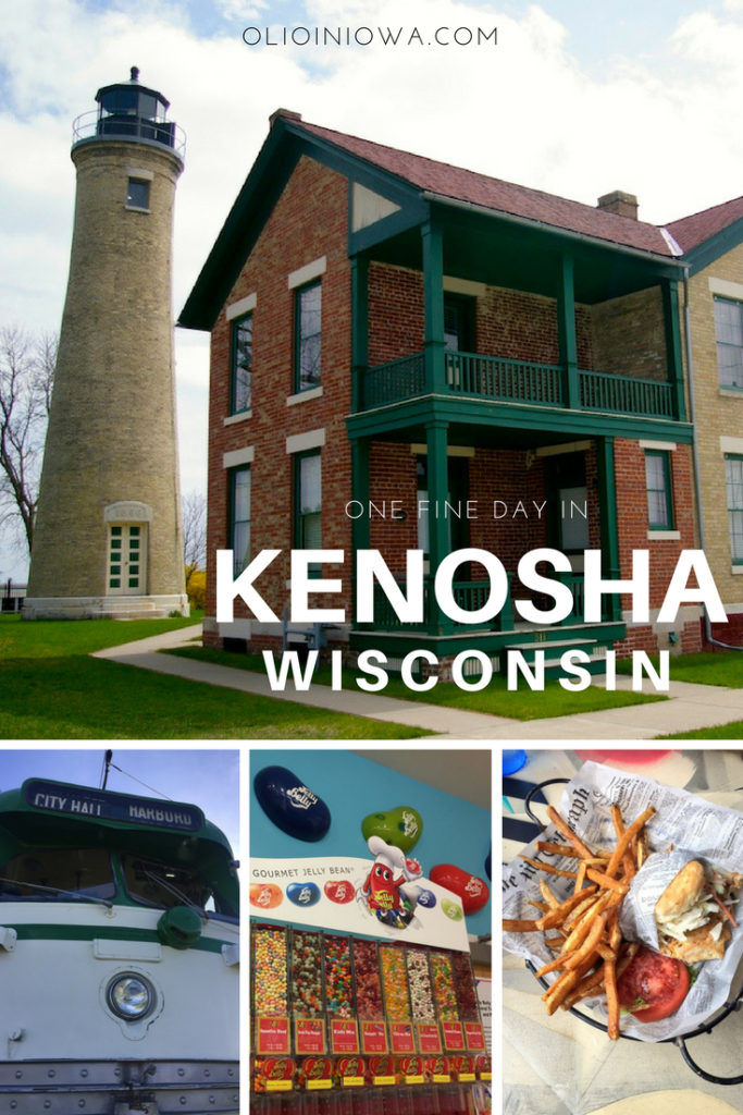 Discover the history & delicious cuisine Kenosha, Wisconsin has to offer!