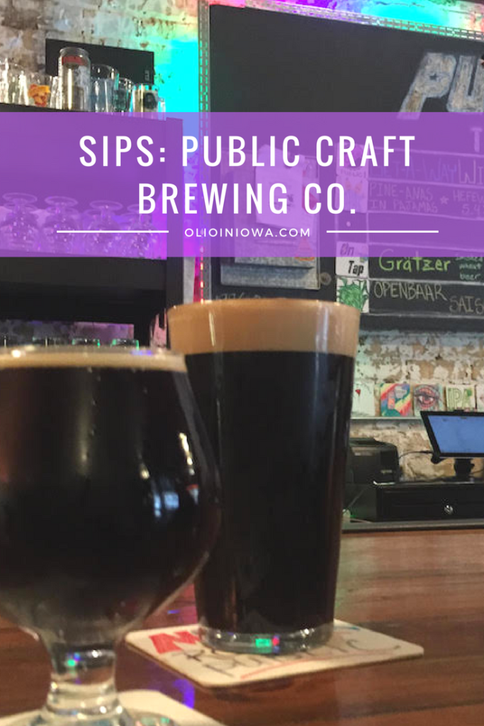 Enjoy the perfect pint at Kenosha's Public Craft Brewing Co.!