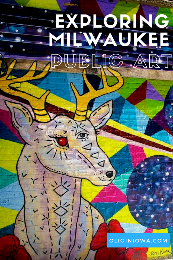 Explore the Milwaukee public art scene with Black Cat Alley and beyond!