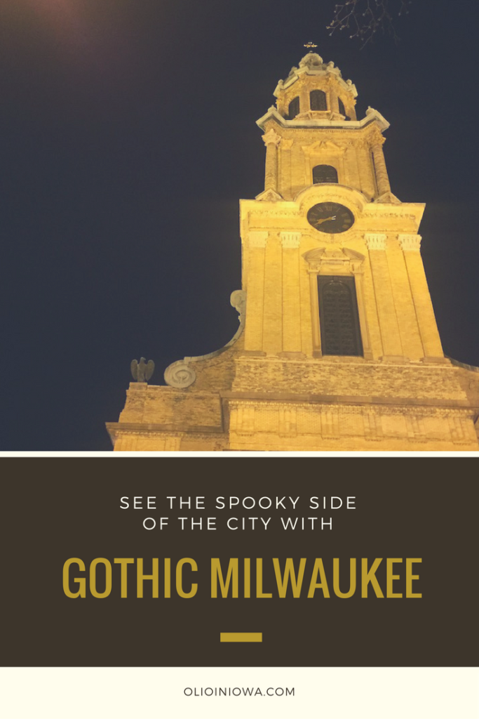 Get to know the city through its ghostly past with Gothic MIlwaukee!