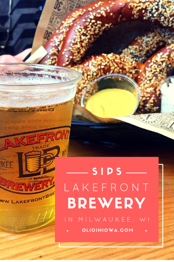 Sip on something sensational at Milwaukee's Lakefront Brewery!