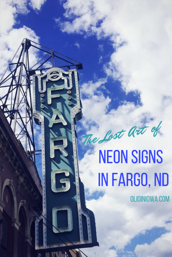 Discover the lost art of neon signs in Fargo, North Dakota!