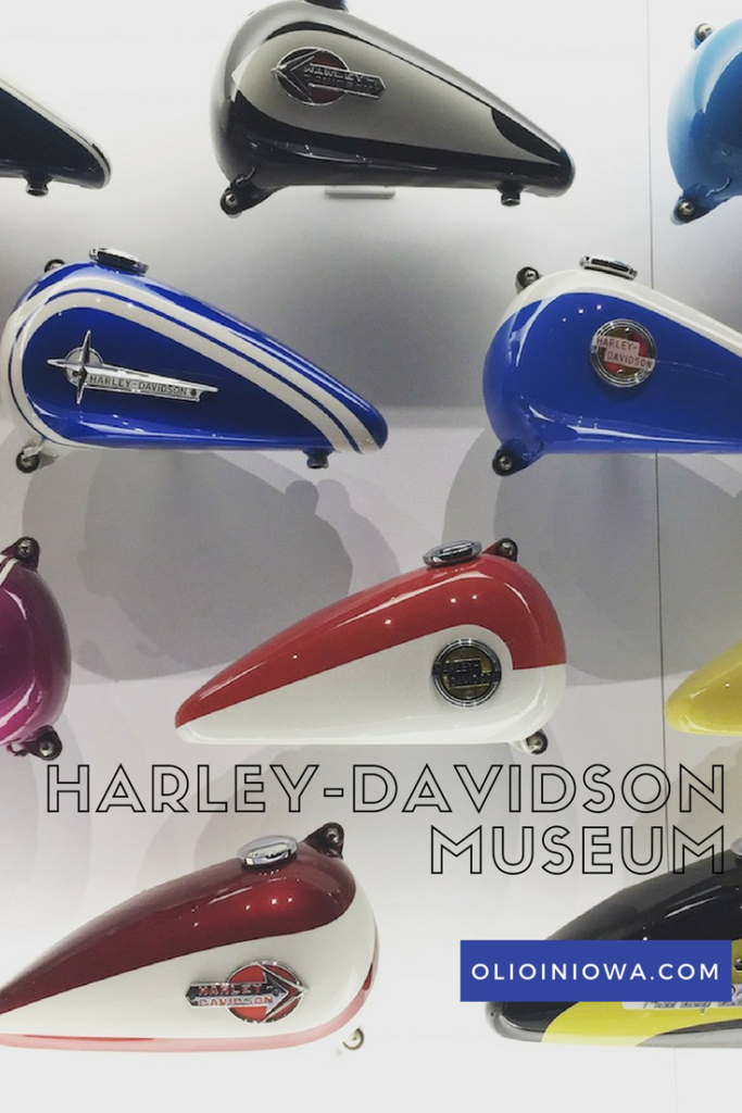 Explore the history of the hog at Milwaukee's Harley-Davidson Museum!