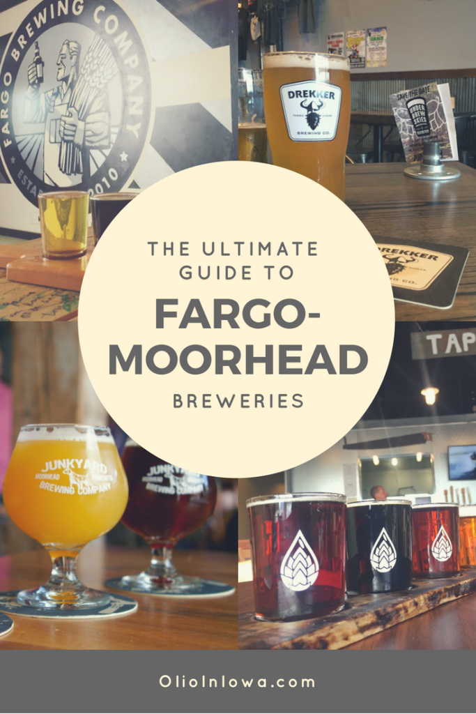Discover the craft beer scene in Fargo-Moorhead with this comprehensive guide!