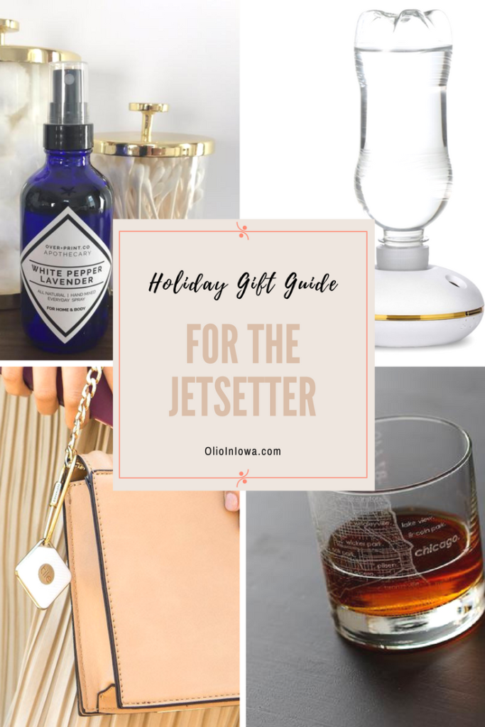 Find the perfect gift for the jet-setting traveler on your holiday list!