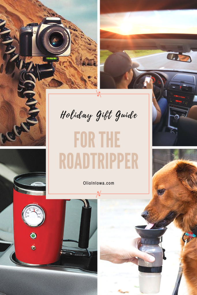 Discover unique gifts for the roadtripper in your life! Shop Olio in Iowa's 2017 Holiday Gift Guide now!