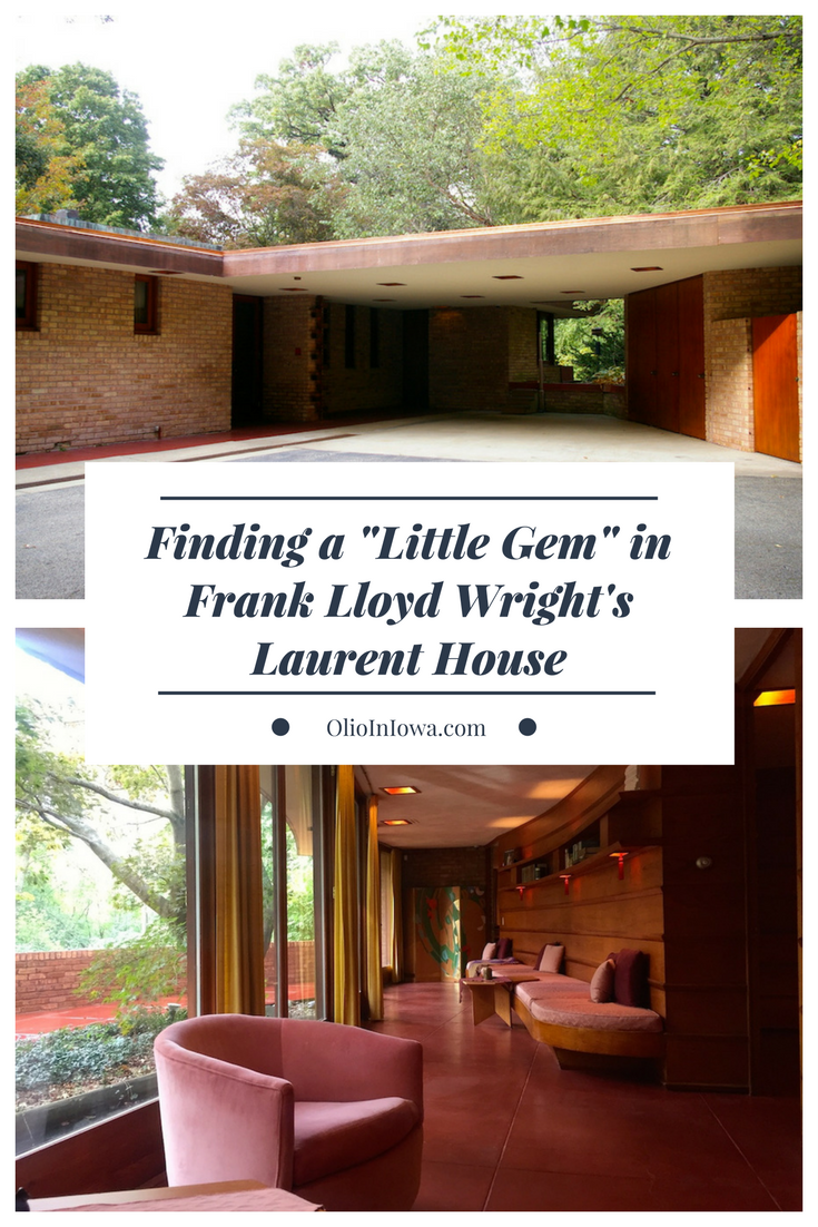 Discover a hidden gem in Rockford, Illinois at the Laurent House, the only home famed architect Frank Lloyd Wright ever designed for someone with a disability.