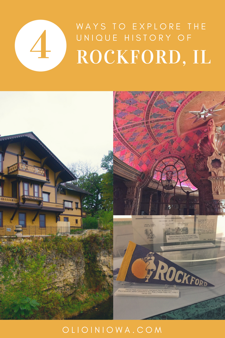 Love local lore? Explore the places that make the history of Rockford, IL unique. From historic homes to museums and performance venues, this northern Illinois community has a rich and storied past.