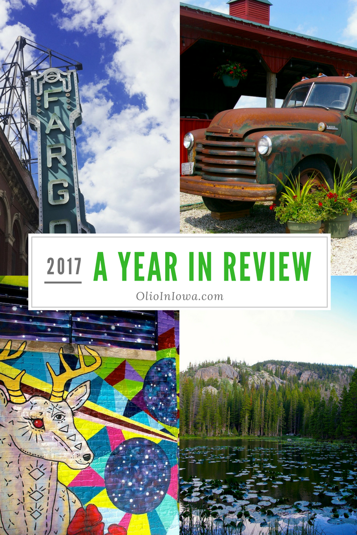 2017 was full of adventure! See what Olio in Iowa's year in review looked like and get a sneak peek at what's coming in 2018.