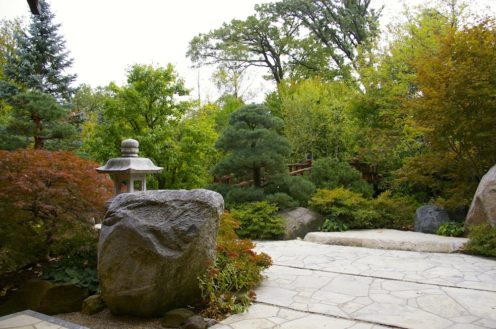 Find Your Zen At Rockford S Anderson Japanese Gardens Olio In Iowa