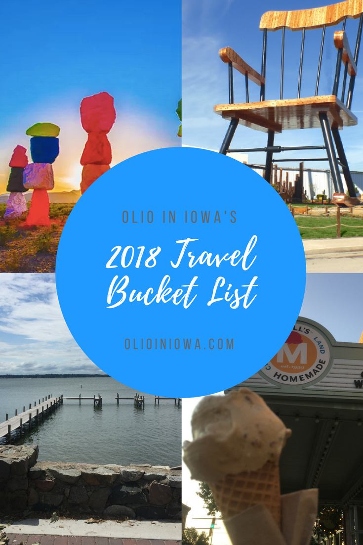Where will the new year take you? Discover the places on my 2018 travel bucket list.