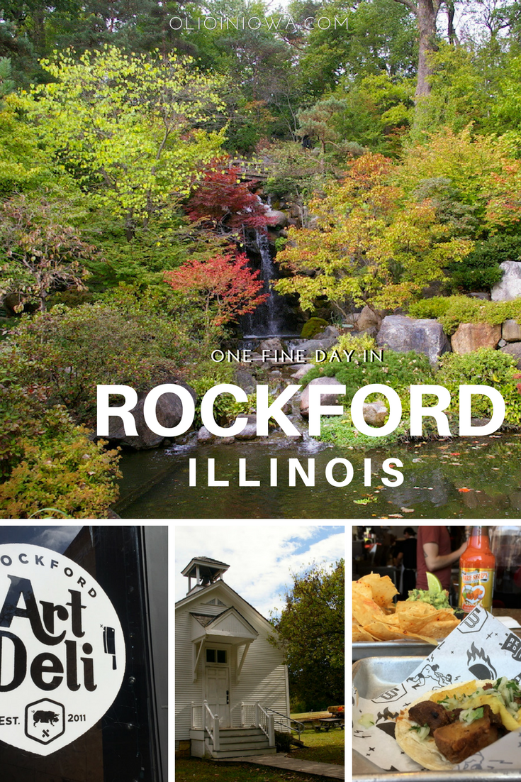 Planning a getaway to Rockford, Illinois? Discover how to spend one fine day in this unique Illinois city.
