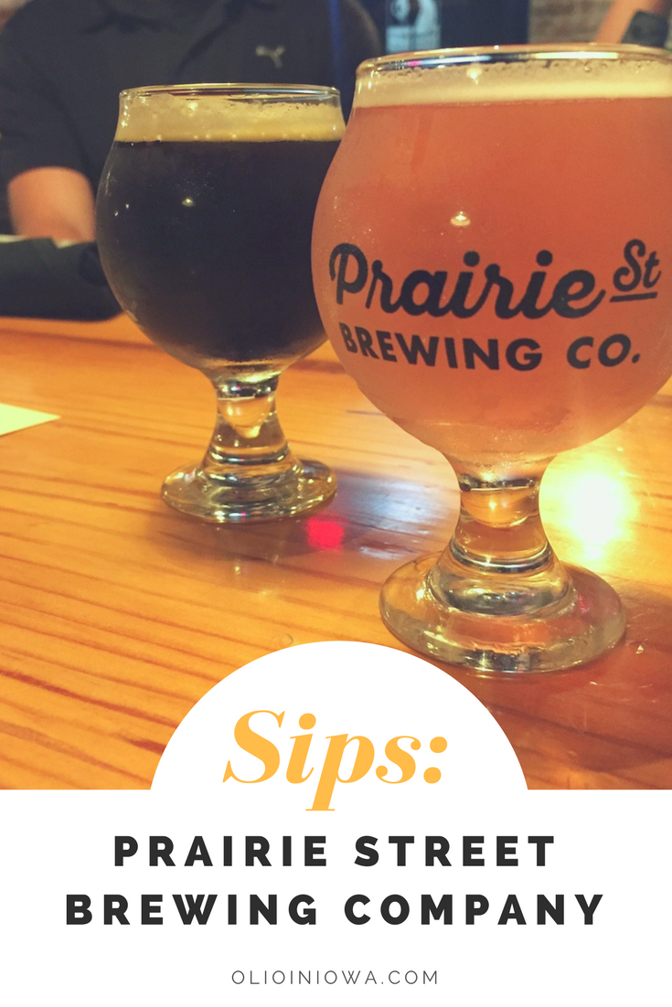 Sample delicious craft beers in a beautifully historic setting at Prairie Street Brewing Company in Rockford, Illinois!