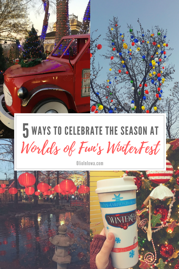 Discover the spirit of the holiday season at Worlds of Fun's WinterFest! Even if you're not a fan of amusement parks, this event is sure to put you in a jolly mood.
