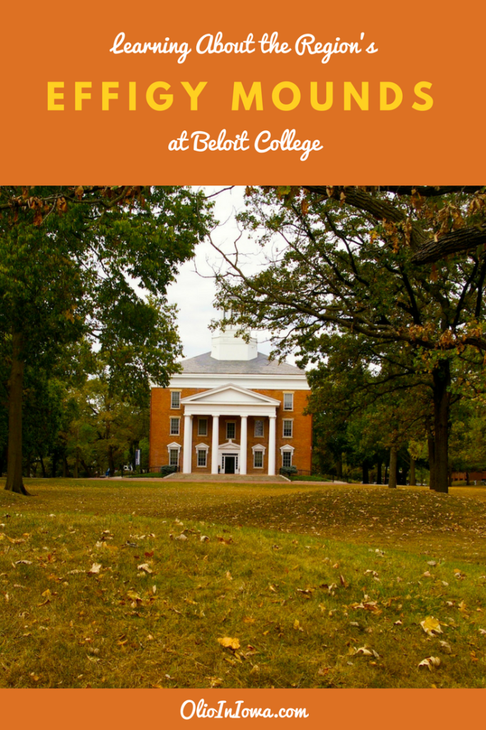 Discover a unique part of Wisconsin's early history by exploring the effigy mounds at Beloit College!