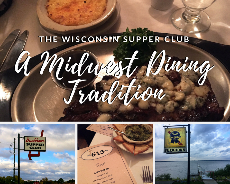Graphic: The Wisconsin Supper Club: A Midwest Dining Tradition