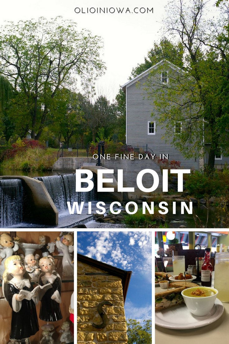 Planning a getaway to Beloit, Wisconsin? Discover how to spend one fine day in this unique Wisconsin community.