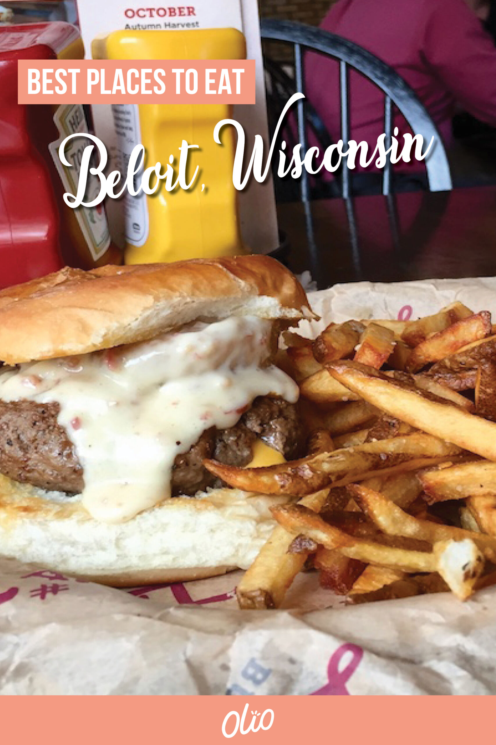 Need places to eat in Beloit, Wisconsin? Look no further! These unique eateries serve Wisconsin favorites like cheese curds and prime rib alongside innovative and inspiring cuisine. #Wisconsin