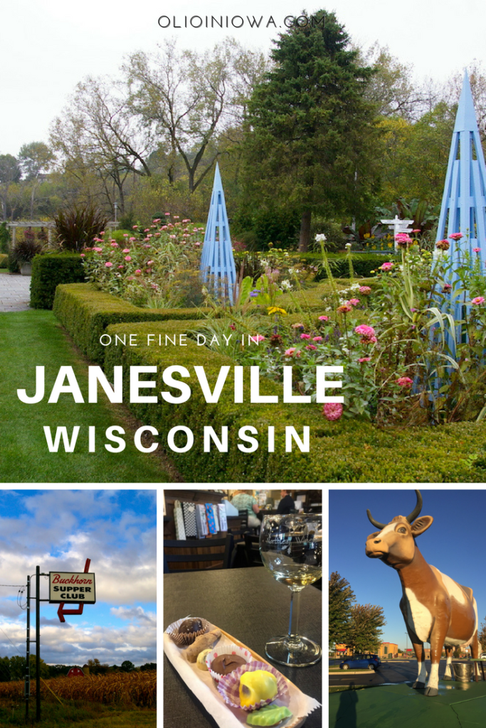 What does your perfect day look like? Explore, eat, and enjoy a day in Janesville, Wisconsin with this one-day itinerary! #Wisconsin #Janesville