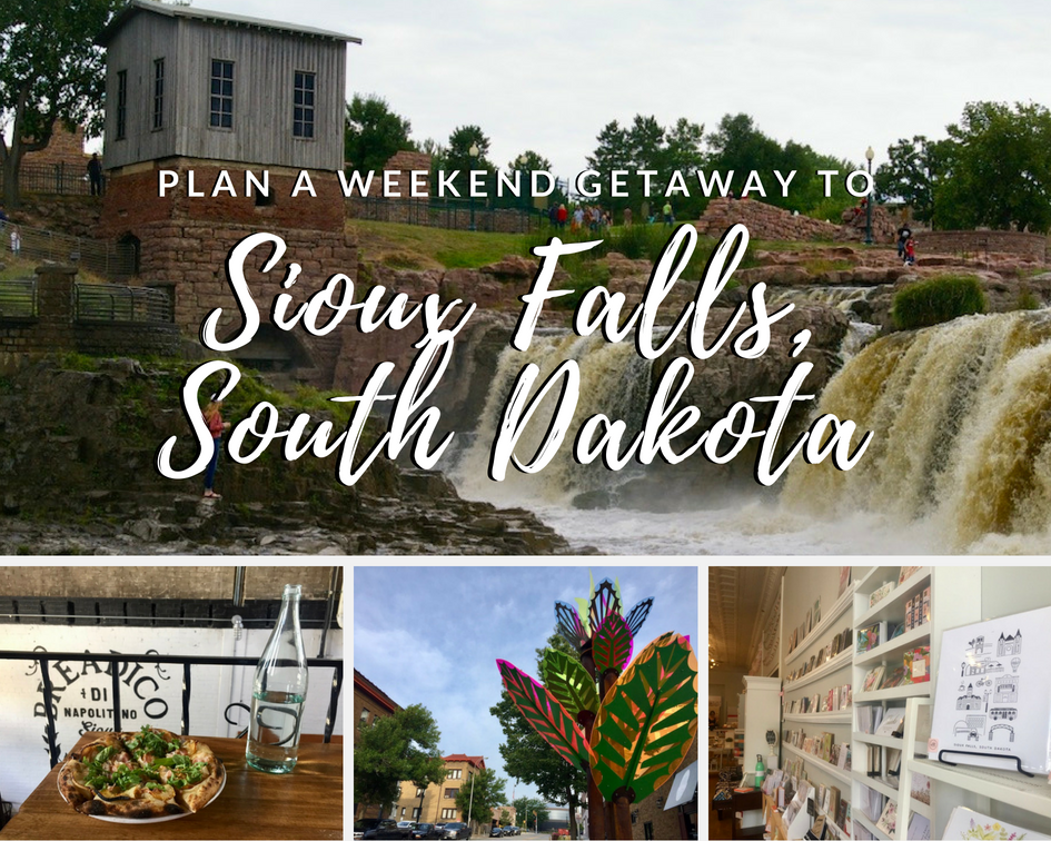 Incredible eateries, amazing outdoor spaces, inspiring public art, and stellar local shops—Sioux Falls, South Dakota has it all! Discover five reasons your next getaway needs to be a weekend in Sioux Falls! #SiouxFalls #SouthDakota #Midwest