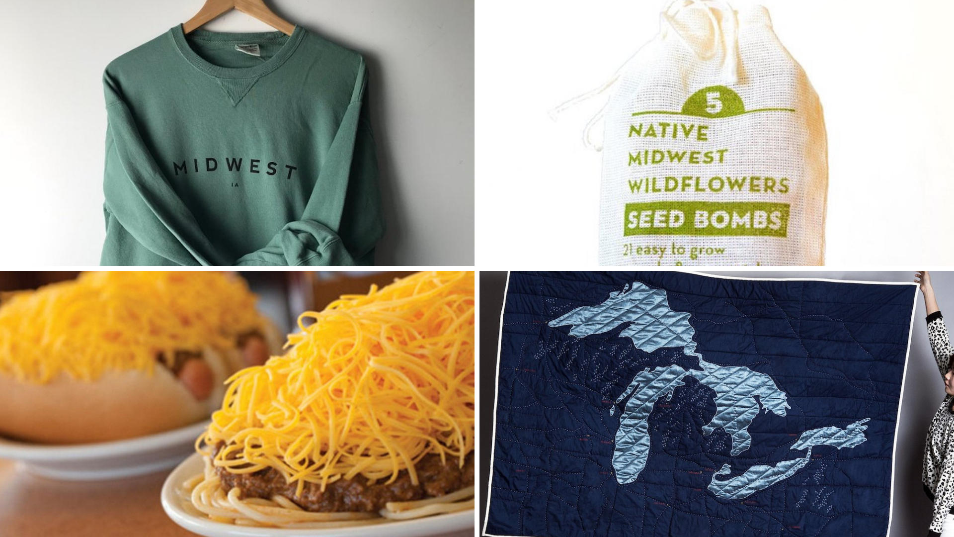Looking for gifts for the Midwesterner in your life? Discover ideas that are sure to delight them this holiday season. #GiftGuide #Midwest #MidwestGifts