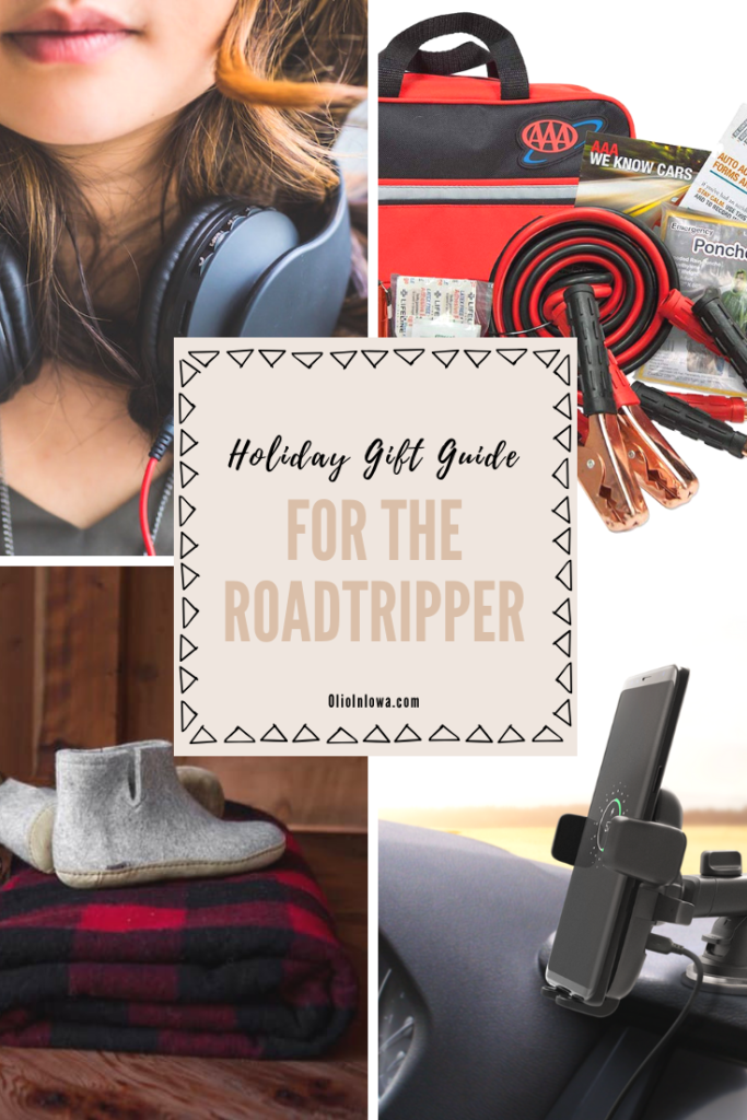 Looking for the perfect holiday gift for the roadtripper in your life? Shop presents sure to make their next trip an epic adventure! #GiftGuide #HolidayGiftGuide #TravelGiftIdeas