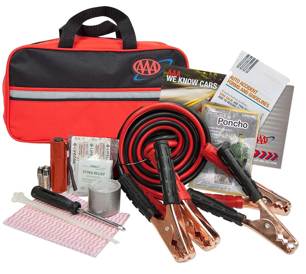 AAA Car Emergency Kit