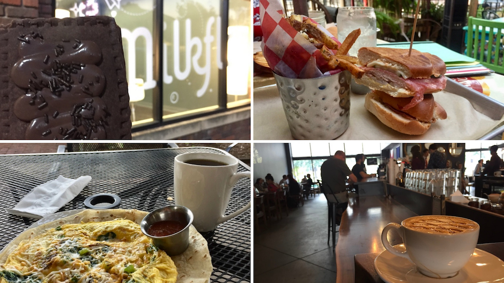 There are so many terrific places to eat in Wichita, Kansas! From decadent dessert shops to cozy coffeeshops and everything in between, there's something for everyone in this Kansas city. #Wichita #Kansas #Foodie