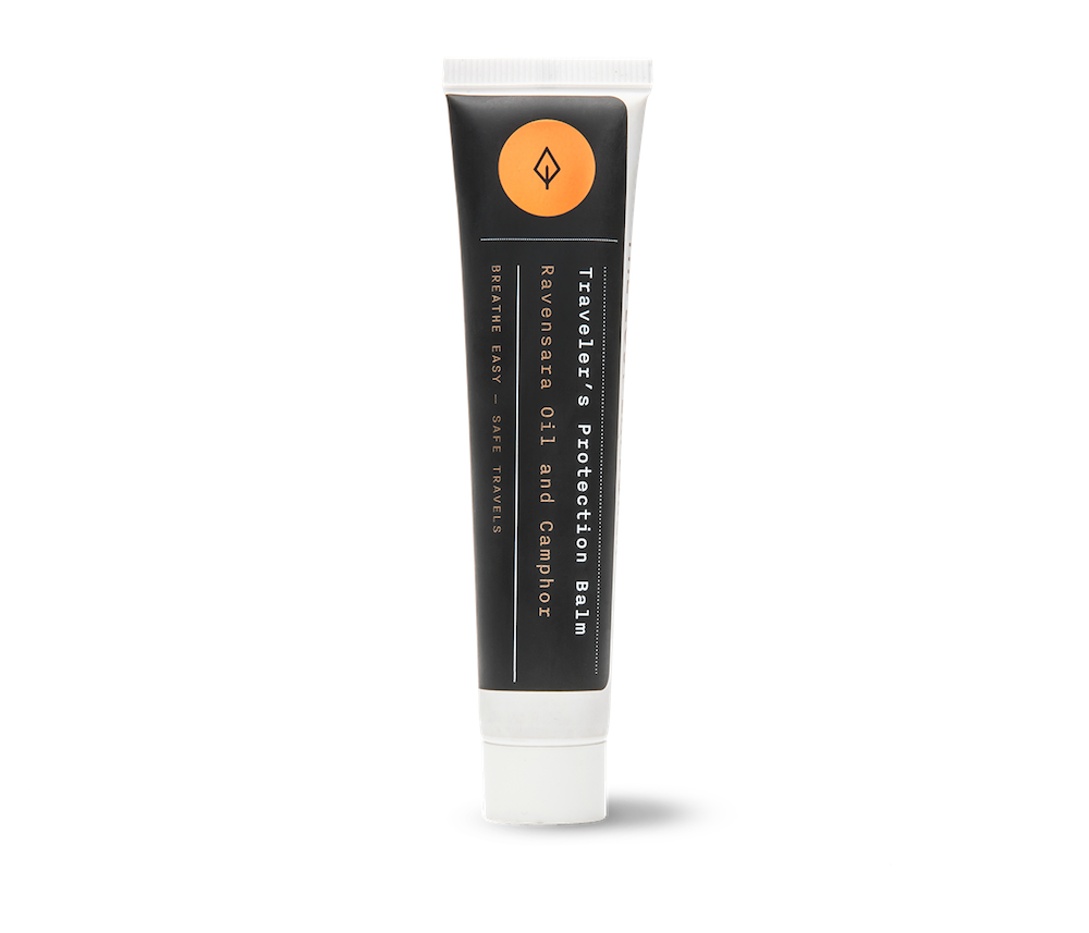 Tube of Traveler's Protection Balm