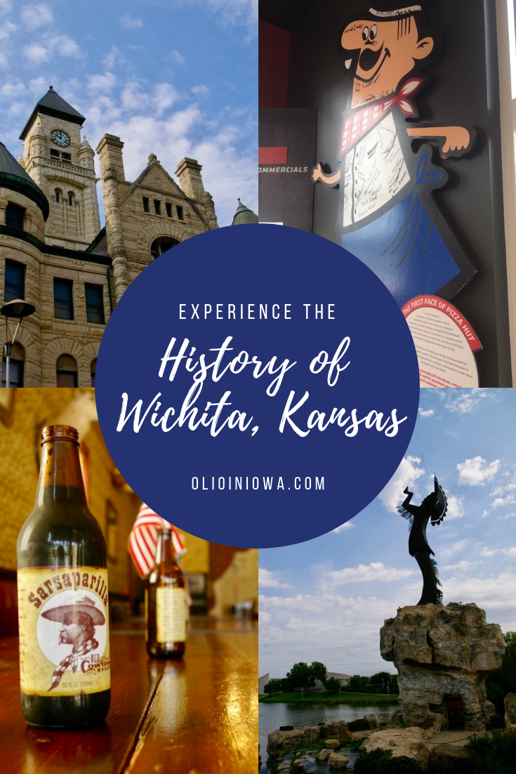 Discover the unique history of Wichita, Kansas the next time you're in town! Visit one of these five incredible museums for a one-of-a-kind experience. #Wichita #Kansas #history