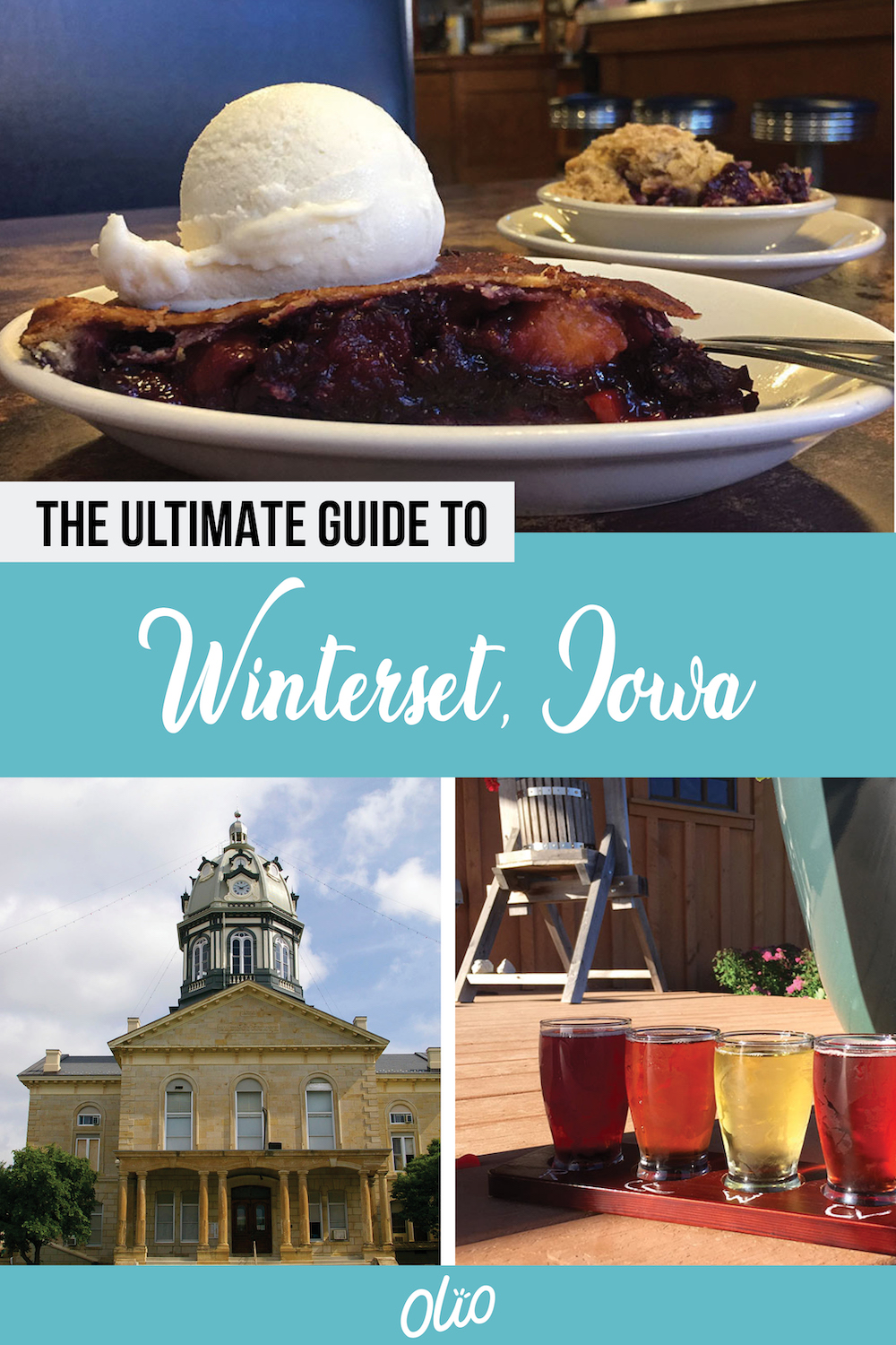 There's so much more to see in Winterset, Iowa than its covered bridges and the birthplace of John Wayne! Discover a quintessential slice of America in this small Iowa community. Whether you're looking for a day of family fun, creative inspiration or incredible culinary offerings, Madison County won't disappoint. Discover why you need to add this Iowa town to your travel bucket list!