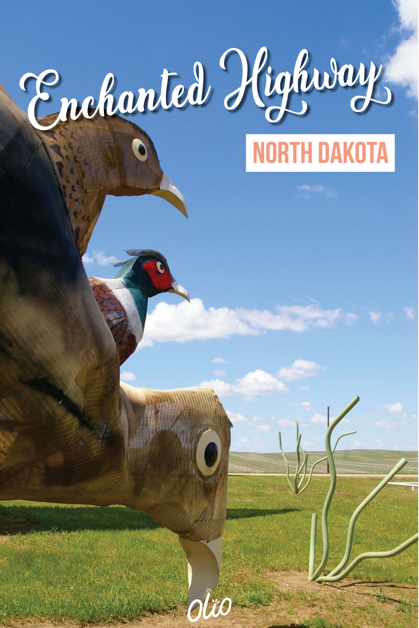 No North Dakota road trip would be complete without a drive along the Enchanted Highway! Experience some of the world's largest scrap metal sculptures and experience a series of roadside attractions you have to see to believe. You'll want to add this drive to your travel bucket list ASAP!