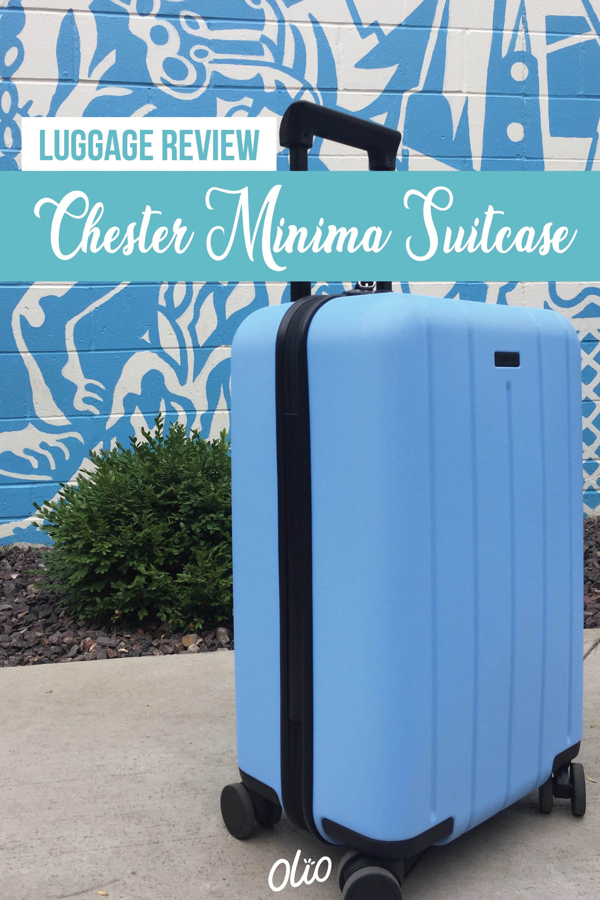 Looking for a new carry-on? Look no further than the Chester Minima Carry-on Spinner Suitcase! Not only does this compact bag come in a variety of stylish colors, but it is also thoughtfully designed so you can make the most out of your packing space. Spend less time rifling through your bag and more time enjoying your next trip vacation when you travel with Chester!